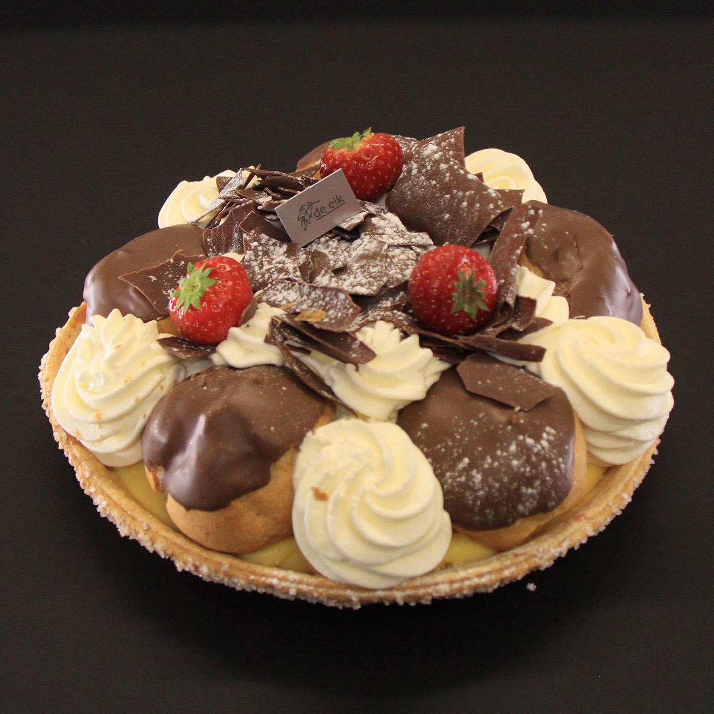 saint honore taart Saint Honoré   Bakkerij De Eik saint honore taart